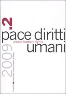 Fondazionesergioperlamusica.it Pace diritti umani-Peace human rights (2009). Vol. 2 Image