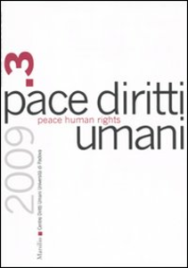 Libro Pace diritti umani-Peace human rights (2009). Vol. 3