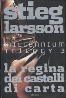 Voluntariadobaleares2014.es La regina dei castelli di carta. Millennium trilogy. Vol. 3 Image