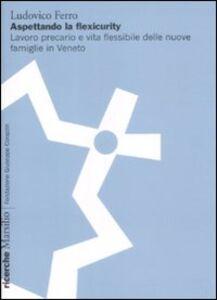 Libro Aspettando la flexicurity. Il lavoro precario e vita flessibile delle nuove famigle in Veneto Ludovico Ferro