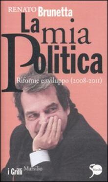 Squillogame.it La mia politica. Riforme e sviluppo (2008-2011) Image