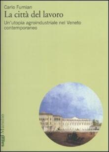 Tegliowinterrun.it La città del lavoro. Un'utopia agroindustriale nel Veneto contemporaneo Image