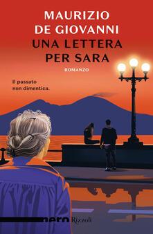 Una lettera per Sara - Maurizio De Giovanni - ebook