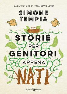 Storie per genitori appena nati - Simone Tempia - ebook