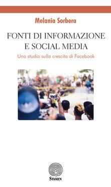 Radiosenisenews.it Fonti di informazione e social media. Uno studio sulla crescita di Facebook Image