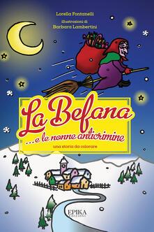 Parcoarenas.it La Befana... e le nonne anticrimine Image