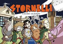 Stornelli - Giacomo Calderoni - copertina