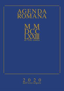 Fondazionesergioperlamusica.it Agenda romana settimanale 2020 Image