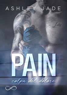 Tegliowinterrun.it Pain. Colpa del dolore Image