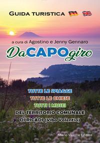 DaCapoGiro. Guida turistica. Ediz. italiana, inglese e tedesca - Gennaro Agostino Gennaro Jenny - wuz.it