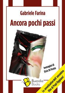 Ancora pochi passi - Gabriele Farina - copertina