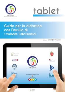 Grandtoureventi.it Tablet. Guida per la didattica con l'ausilio di strumenti informatici Image