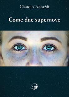 Antondemarirreguera.es Come due supernove Image