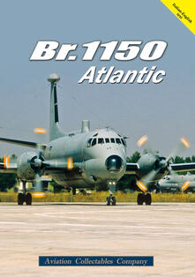 Br.1150 Atlantic. Ediz. bilingue - copertina
