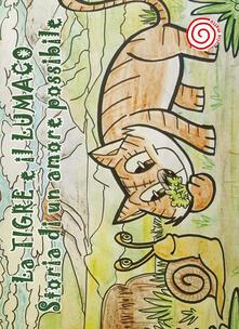 La tigre e il lumaco. Storia di un amore possibile - Giuseppe Scalici - copertina