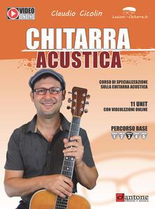 Camfeed.it Chitarra acustica. Corso di specializzazione sulla chitarra acustica Image