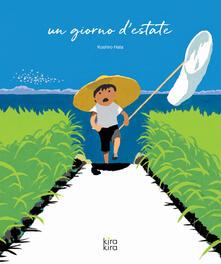 Un giorno d'estate. Ediz. a colori - Koshiro Hata - copertina