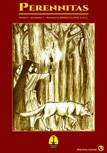 Perennitas. Vol. 1 - copertina