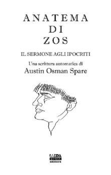 Anatema di Zos. Ediz. bilingue - Austin O. Spare - copertina