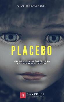 Placebo - Giulia Savarelli - copertina