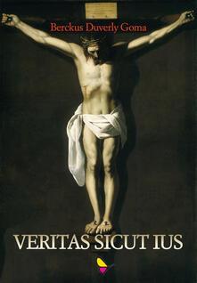 Veritas sicut ius - Berckus Duverly Goma - copertina