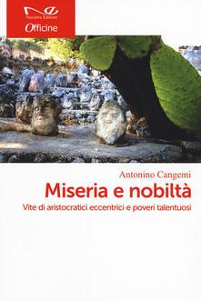 Equilibrifestival.it Miseria e nobiltà in Sicilia. Vite di aristocratici eccentrici e poveri talentuosi Image
