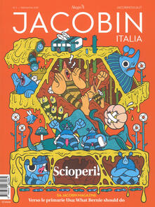 Winniearcher.com Jacobin Italia (2019). Vol. 2: Scioperi!. Image