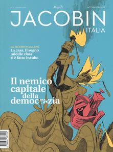 Jacobin Italia (2019). Vol. 3: nemico capitale della democrazia, Il. - copertina
