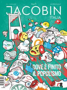 Jacobin Italia (2019). Vol. 5: Dove è finito il populismo. - copertina