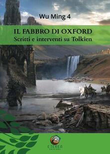 Winniearcher.com Il fabbro di Oxford. Scritti e interventi su Tolkien Image