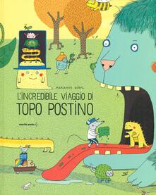 Ipabsantonioabatetrino.it L' incredibile viaggio di Topo Postino Image