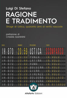 Voluntariadobaleares2014.es Ragione e tradimento. Strage di Ustica, quaranta anni di verità nascoste Image