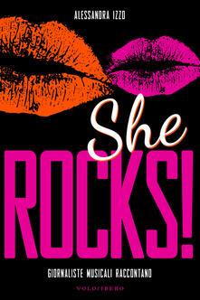 Partyperilperu.it She rocks! Giornaliste musicali raccontano Image