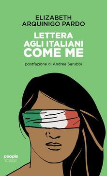 Mercatinidinataletorino.it Lettera agli italiani come me Image