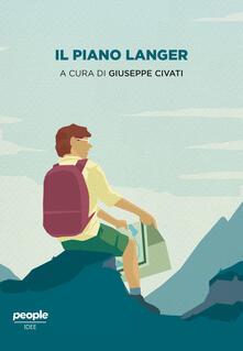 Il piano Langer - Giuseppe Civati - ebook