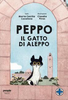 Listadelpopolo.it Peppo, il gatto di Aleppo. Ediz. a colori Image