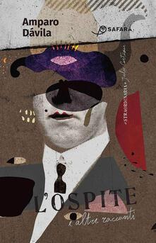 L' ospite e altri racconti - Amparo Dávila - copertina