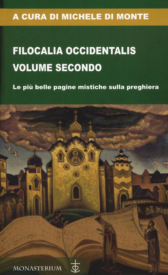 Filocalia occidentalis. Vol. 2 - copertina