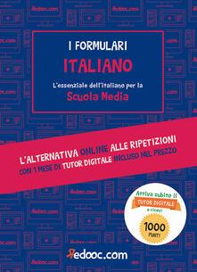 Ipabsantonioabatetrino.it Italiano. L'essenziale dell'italiano per la Scuola media. Con Contenuto digitale per accesso on line Image