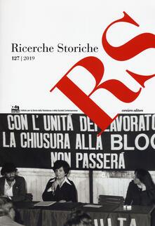 Capturtokyoedition.it Ricerche storiche (2019). Vol. 127 Image