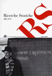 Ricerche storiche (2019). Vol. 129: Novembre..pdf