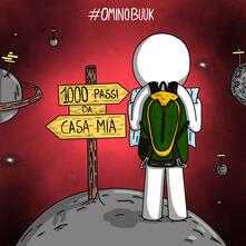 1000 passi da casa mia - OminoBuuk - copertina