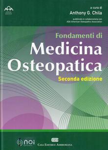 Voluntariadobaleares2014.es Fondamenti di medicina osteopatica Image