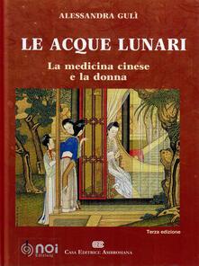 Tegliowinterrun.it Le acque lunari. La medicina cinese e la donna Image