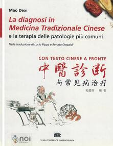 Antondemarirreguera.es La diagnosi in medicina tradizionale cinese e la terapia delle patologie più comuni. Testo cinese a fronte Image