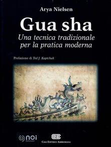 Festivalshakespeare.it Gua Sha. Una tecnica tradizionale per la pratica moderna Image