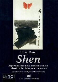 Winniearcher.com Shen. Aspetti psichici nella medicina cinese: i classici e la clinica contemporanea Image