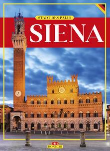 Siena. Stadt des Palio - Rosella Vantaggi - copertina