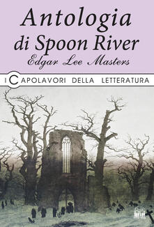 Antologia di Spoon River - Edgar Lee Masters - copertina