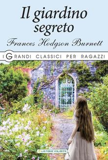 Il giardino segreto - Frances Hodgson Burnett - copertina